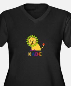 Kade Loves Lions Plus Size T-Shirt