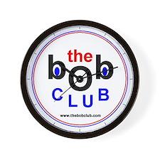 """The Bob Club"" Wall Clock"