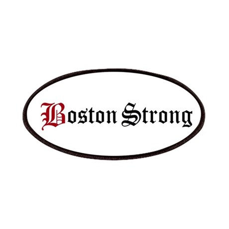 Boston Strong Patches