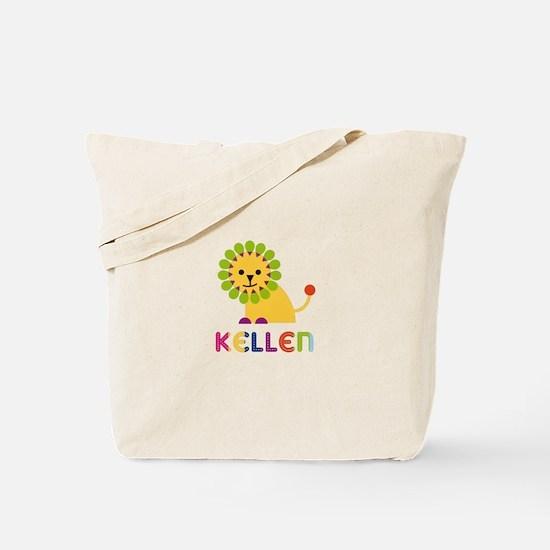 Kellen Loves Lions Tote Bag