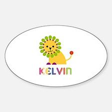 Kelvin Loves Lions Decal