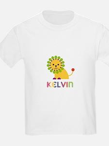 Kelvin Loves Lions T-Shirt