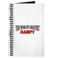 """The World's Greatest Gampy"" Journal"