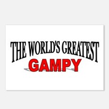 """The World's Greatest Gampy"" Postcards (Package of"