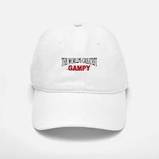 """The World's Greatest Gampy"" Baseball Baseball Cap"