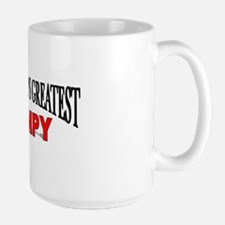 """The World's Greatest Gampy"" Large Mug"