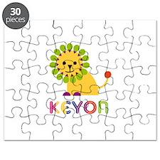 Keyon Loves Lions Puzzle