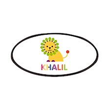 Khalil Loves Lions Patches