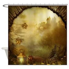 Fairy Woodlands 7 Shower Curtain