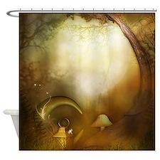 Fairy Woodlands 10 Shower Curtain