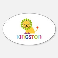 Kingston Loves Lions Decal