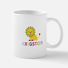 Kingston Loves Lions Small Mugs
