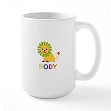 Kody Loves Lions Mug