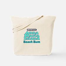 Anna Maria Island Beach Bum Tote Bag