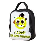 I LOVE the Great Outdoors! Neoprene Lunch Bag