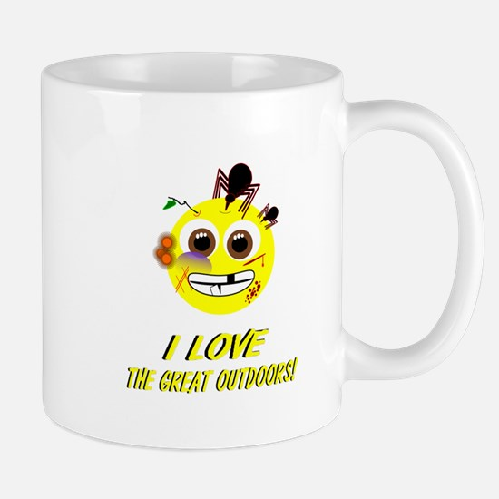 I LOVE the Great Outdoors! Mug