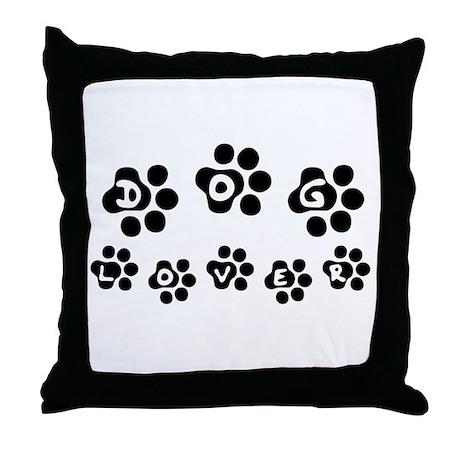 Dog Lover - Throw Pillow