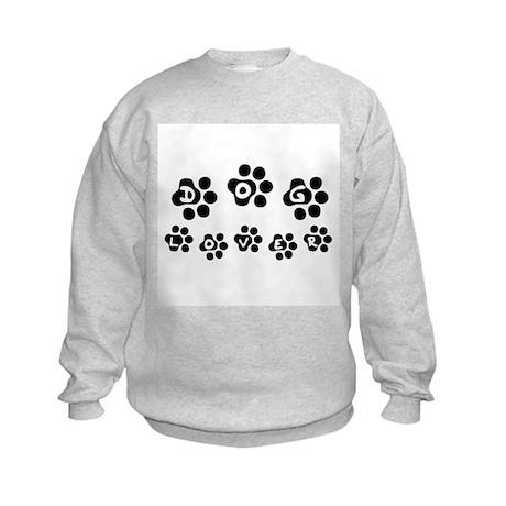 Dog Lover - Kids Sweatshirt