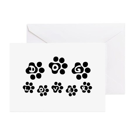 Dog Lover - Greeting Cards (Pk of 10)