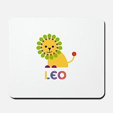 Leo Loves Lions Mousepad