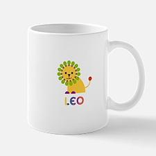 Leo Loves Lions Small Mugs