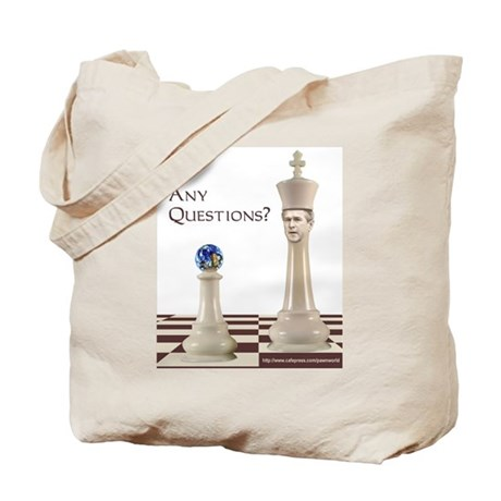 Pawn World Tote Bag