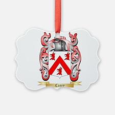 Casey Ornament