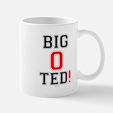 BIGOTED! RED! Small Mug