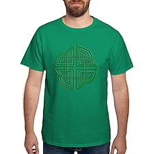 Celtic Four Leaf Clover T-Shirt