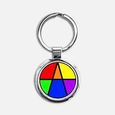 I Am An Ally Keychains