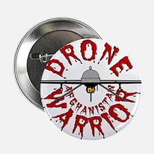 """Predator Drone Warrior 2.25"""" Button (10 pack)"""