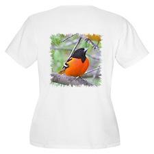 Baltimore Oriole Plus Size T-Shirt