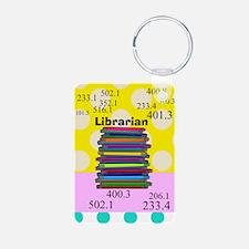 Librarian Keychains