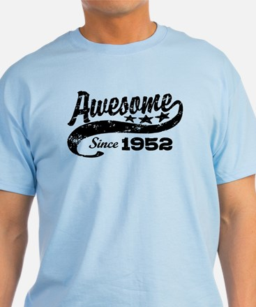 Awesome Since 1952 T-Shirt