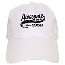 Awesome Since 1952 Baseball Cap
