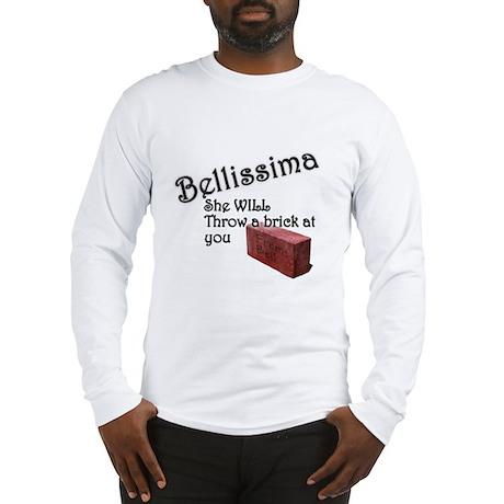 Brick Thrower Long Sleeve T-Shirt