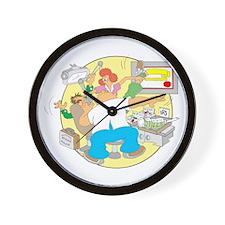 IRS Wall Clock