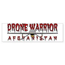 Drone Warrior - Predator Bumper Bumper Sticker