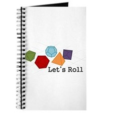 Lets Roll Journal