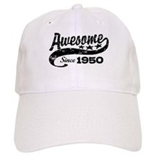 Awesome Since 1950 Baseball Cap