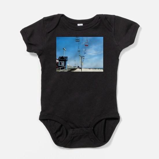 Sky Ride Baby Bodysuit