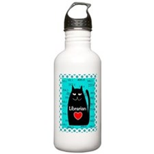 Librarian Water Bottle