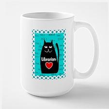 Librarian Large Mug