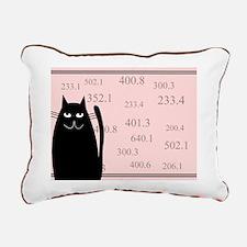 Librarian Rectangular Canvas Pillow