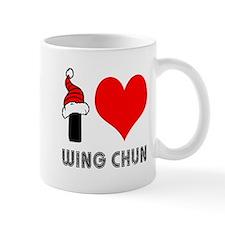 I Love Wing Chun Mug