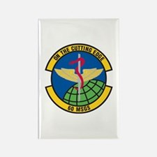 Cute Air force medical Rectangle Magnet