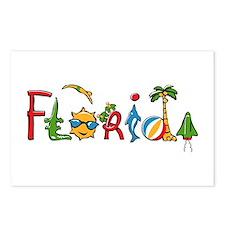 Florida Spirit Postcards (Package of 8)