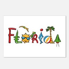 Florida Spirit Postcards (Package of 8)