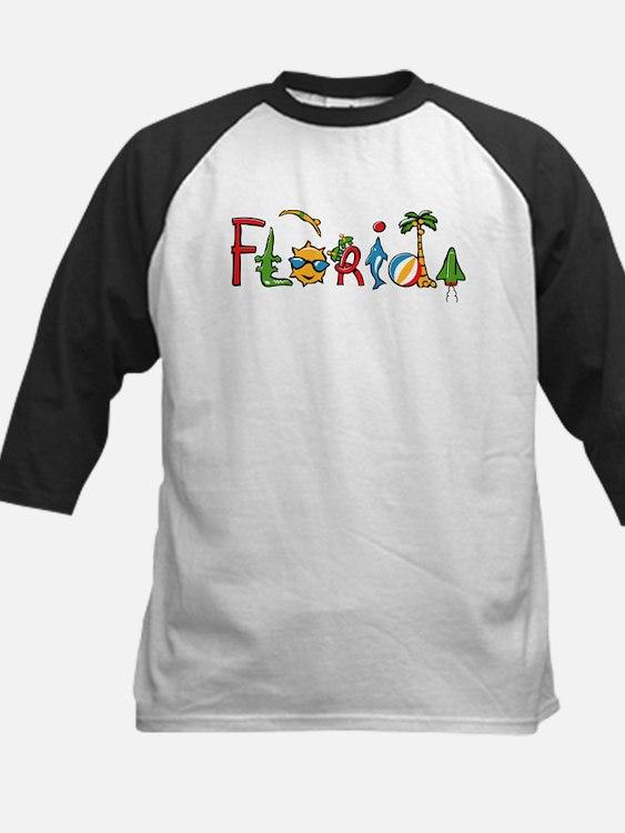 Florida Spirit Kids Baseball Jersey