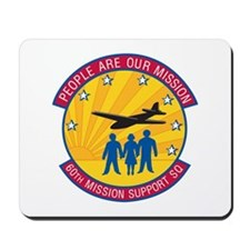 60th Mission Support Mousepad